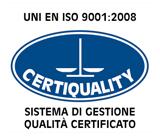 Sistema di gestione qualità certificato