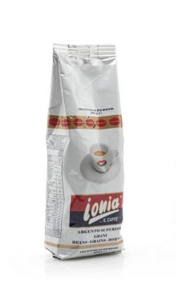 L'espresso siciliano Argento di Ionia Caffè
