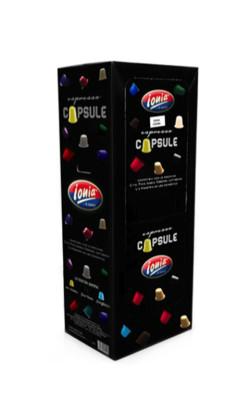 Display box espresso capsule