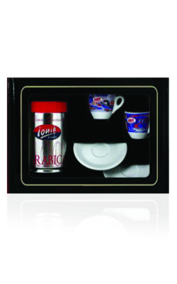 Gift Box Cups