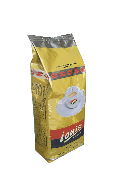 caffè in chicchi oro g.500