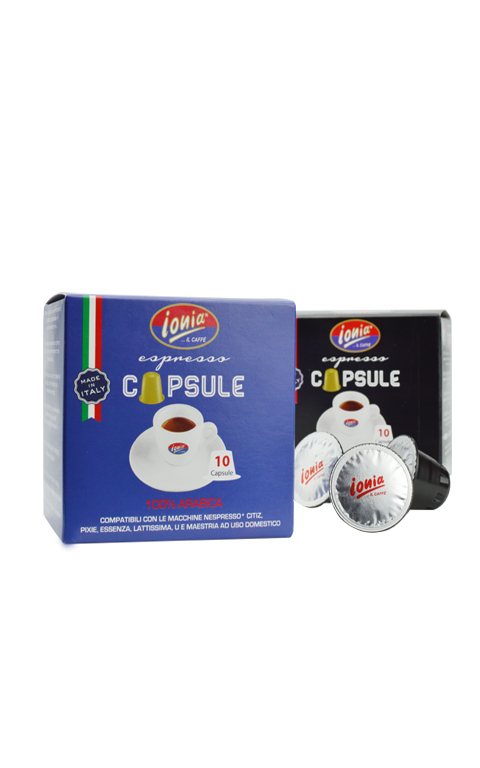 Capsule Compatibili Nespresso ®